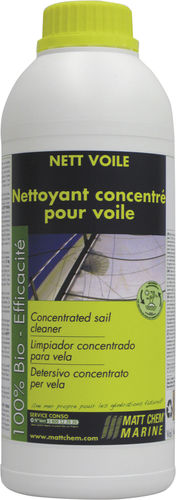 Sail cleaner / for boats NETT' VOILE MATT CHEM MARINE