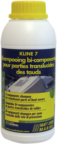 awning cleaner / for boats