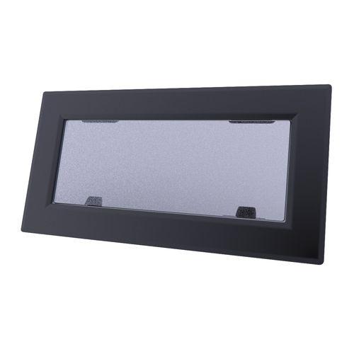 rectangular portlight / for boats / flush