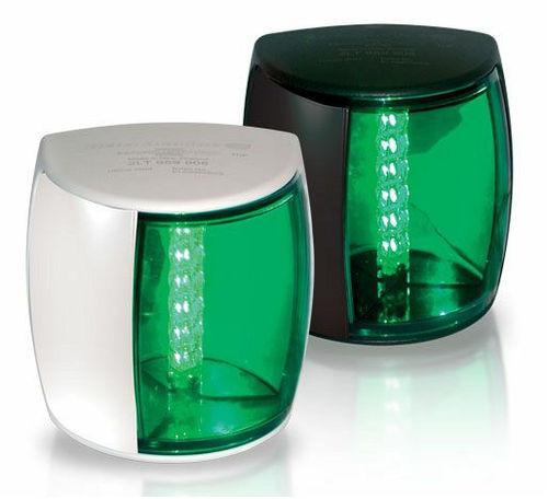 Boat navigation lights / LED / green 2 NM NAVILED PRO  Hella Marine