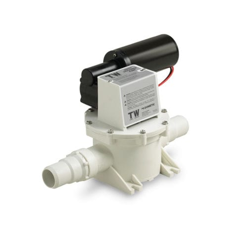 boat pump / drain / toilet / for wastewater