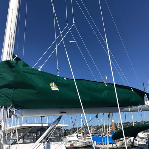 protective cover / for sailboats / sail