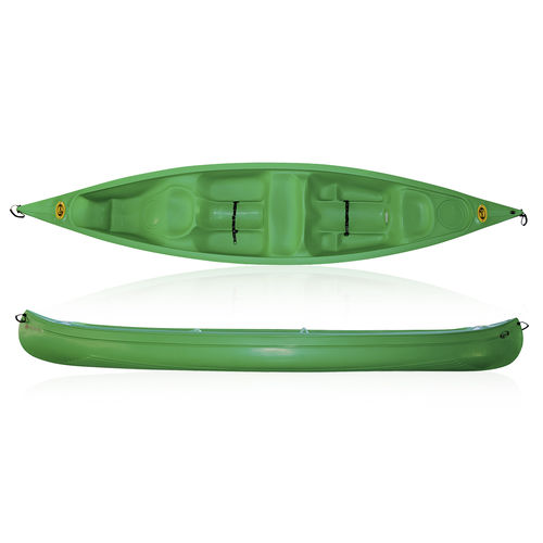 touring canoe / 2-person / 3-person / 4-seater