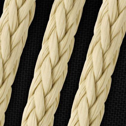 multipurpose cordage / halyard / single braid / for racing sailboats