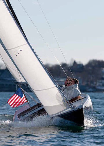 sailing dinghy mast / for sport keelboats / carbon / custom