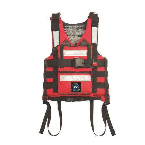 foam life jacket / with safety harness / professional