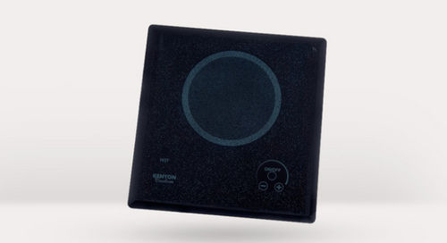 Electric cooktop / for boats / one-burner LITE-TOUCH Q® OUTDOORS 1 BURNER Kenyon International, Inc.