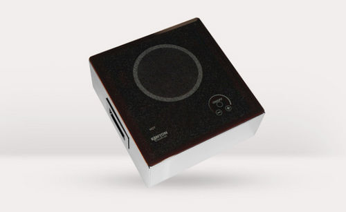 Electric cooktop / for boats / one-burner LITE-TOUCH Q® TO-GO Kenyon International, Inc.