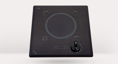 Electric cooktop / for boats / one-burner MEDITERRANEAN WITH PUPS™ Kenyon International, Inc.