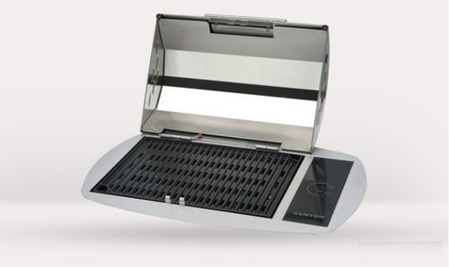 electric marine barbecue / built-in
