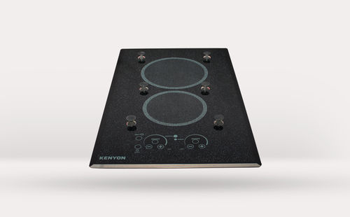 Electric cooktop / for boats / two-burner LITE-TOUCH Q LARGE Kenyon International, Inc.