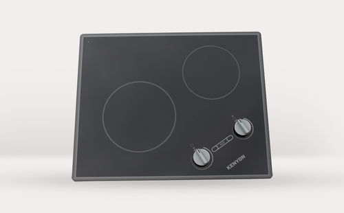 Electric cooktop / for boats / two-burner GLACIER XL Kenyon International, Inc.