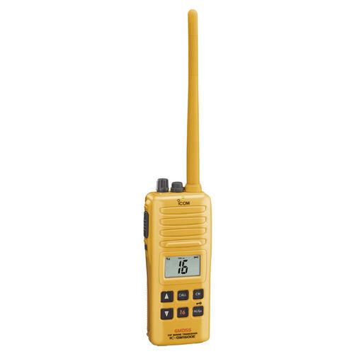 marine radio / portable / VHF / GMDSS