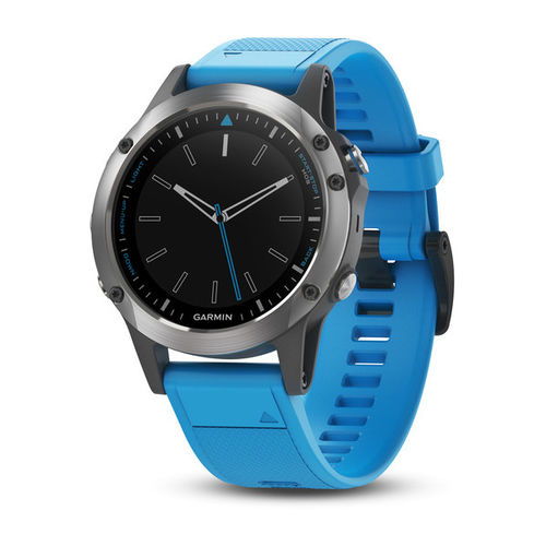 sailing wristwatch with GPS
