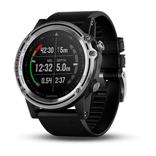 wrist dive computer / air / nitrox / multi-gas