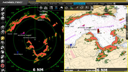 navigation software / for ships / for yachts