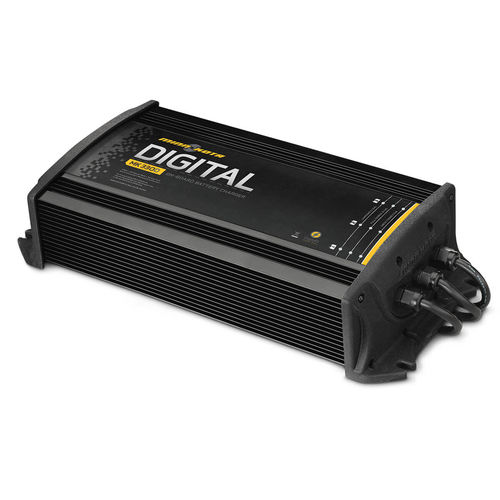 battery charger / for boats / smart / waterproof