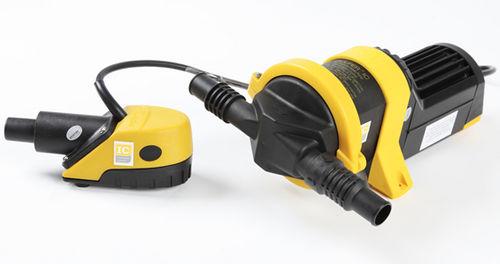 boat pump / bilge / membrane / electric
