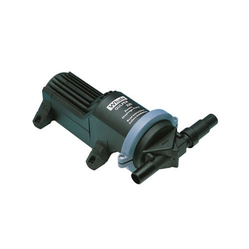 boat pump / bilge / water / membrane