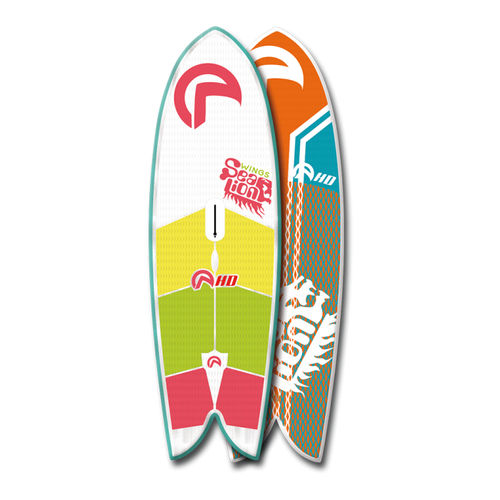 all-around SUP / wind-SUP / carbon