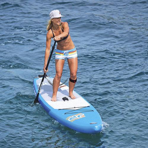 touring SUP / windsurf / inflatable / PVC