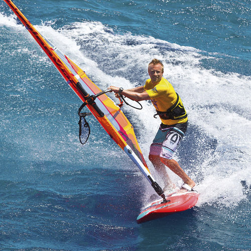 wave windsurf board / freeride / speed