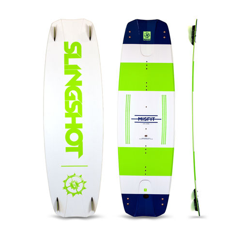 twin-tip kiteboard / freeride / freestyle / all-around