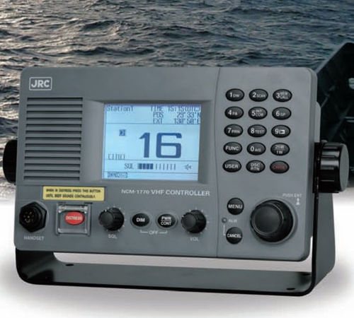 boat radio / VHF / with AIS receiver