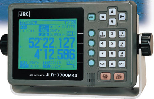 GPS / DGPS / for ships / fixed JLR-7700MKII JRC USA