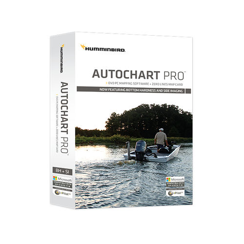 fishing software / for boats