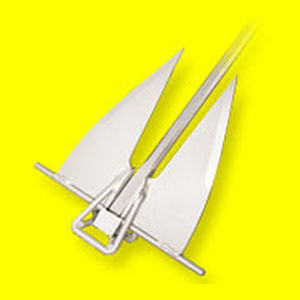 flat anchor / for boats
