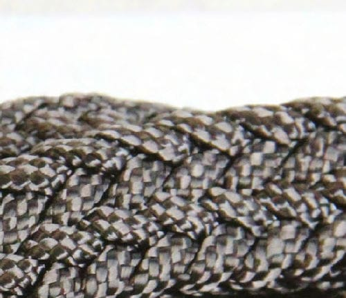 mooring cordage / single braid / for sailboats / polyamide core