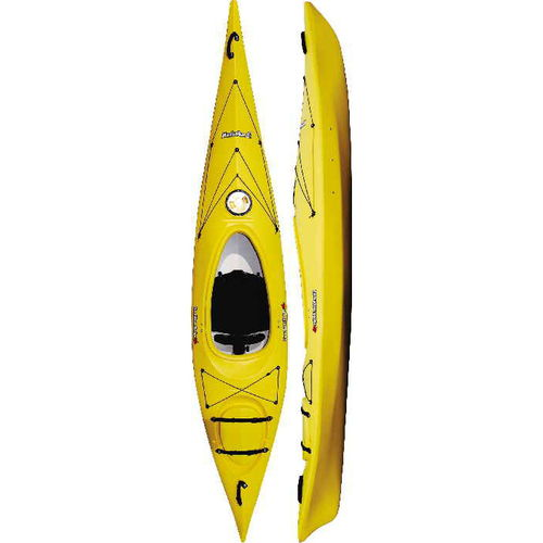 rigid kayak / sea / recreational / touring