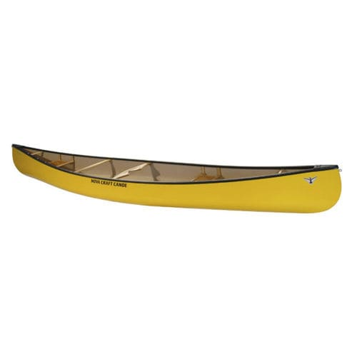 Canadian canoe / white-water / 2-person / fiberglass