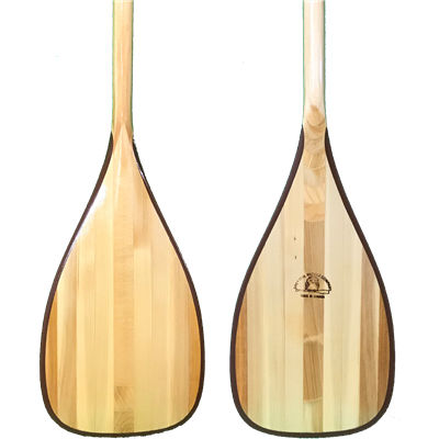 canoe paddle / recreational / asymmetrical / single
