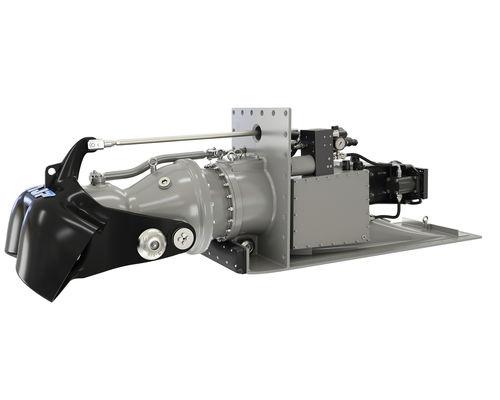 work boat water-jet drive - Marine Jet Power (MJP)