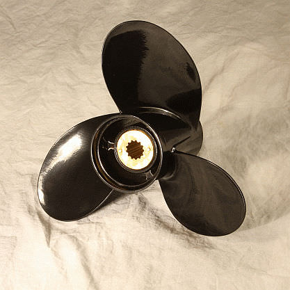 Boat propeller / fixed-pitch / outboard and sterndrive / 3-blade C  CLASS - 40 -> 70 HP Power Tech Propellers