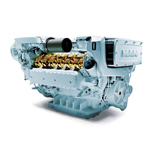 boating engine / inboard / diesel / common-rail