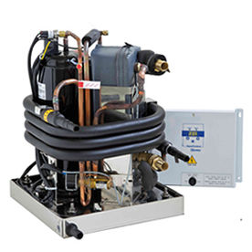 Boat combined heater-air conditioner CWS AQUACONTROL SERIES  Veco