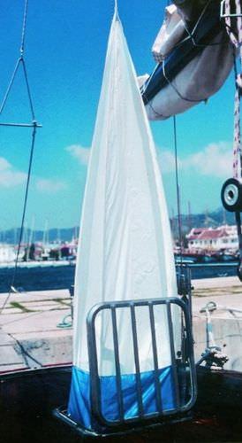 deck ventilator / for boats
