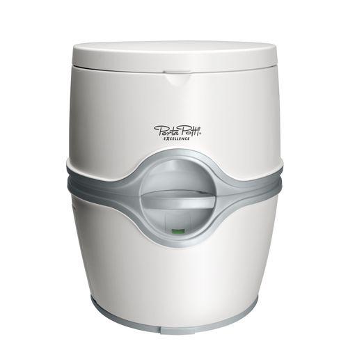 marine toilet / gravity flush / portable