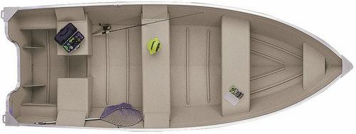 Outboard small boat / 5-person max. V1670 Polar Kraft