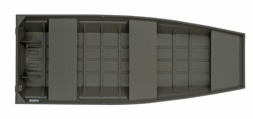outboard jon boat / sport-fishing / 3-person