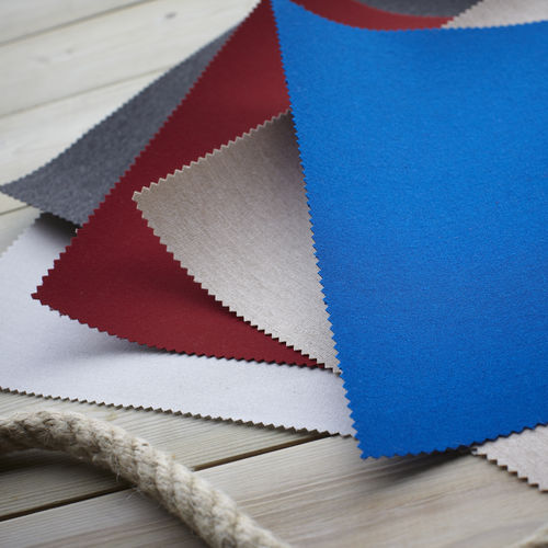 Cover fabric for marine upholstery / for shade covers / Bimini top / acrylic fabric Sunbrella