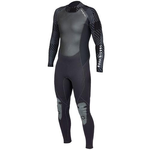 dive wetsuit / long-sleeve / one-piece / unisex