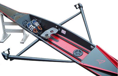 Racing rowing boat / single scull OX BBG Bootsbau