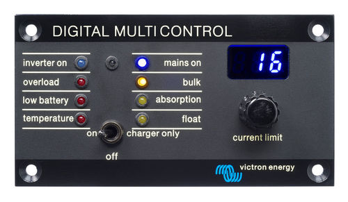 Voltage inverter-charger / DC / AC / marine MultiPlus Victron Energy