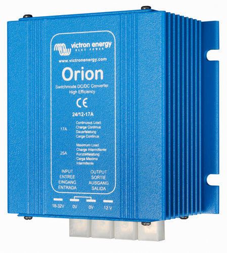 Voltage converter / DC / DC / marine ORION  Victron Energy