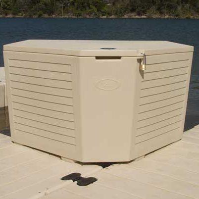 Dock storage box 300760 EZ Dock