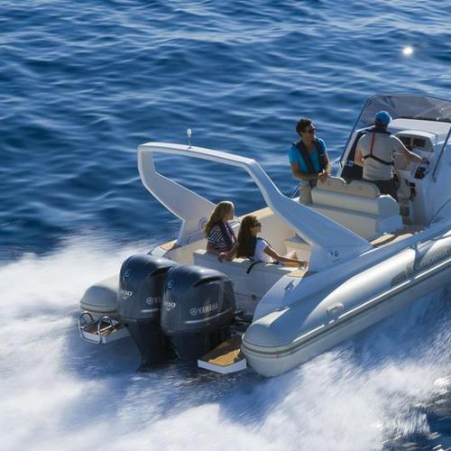 boating engine / outboard / gasoline / direct fuel injection